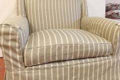 Chair Slipcover Custom Made