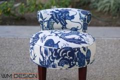 Upholstered Ottoman Van Nuys California