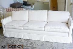 Sofa reupholster or reupholstery Van Nuys California