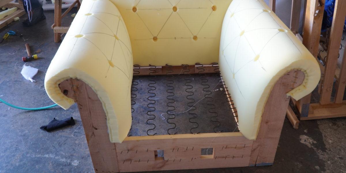 Los Angeles Custom Chair Upholstery