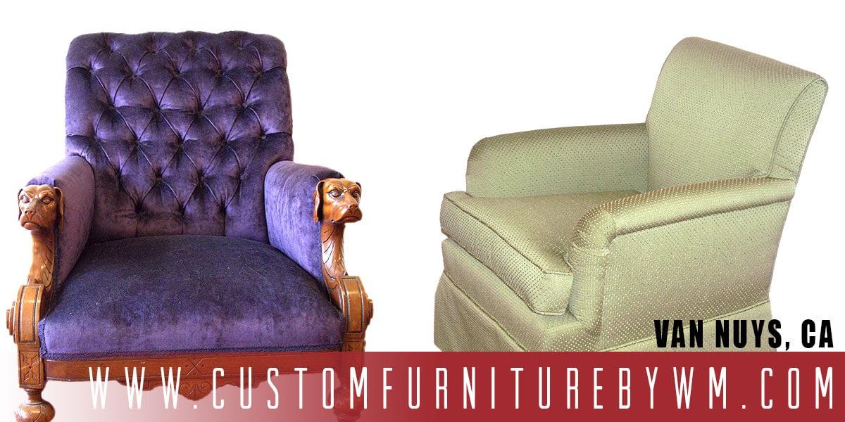 Chair upholstery van nuys furniture los