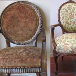 Chair upholstery in Van Nuys California. Reupholster your chair with a new fabric at WM Upholstery