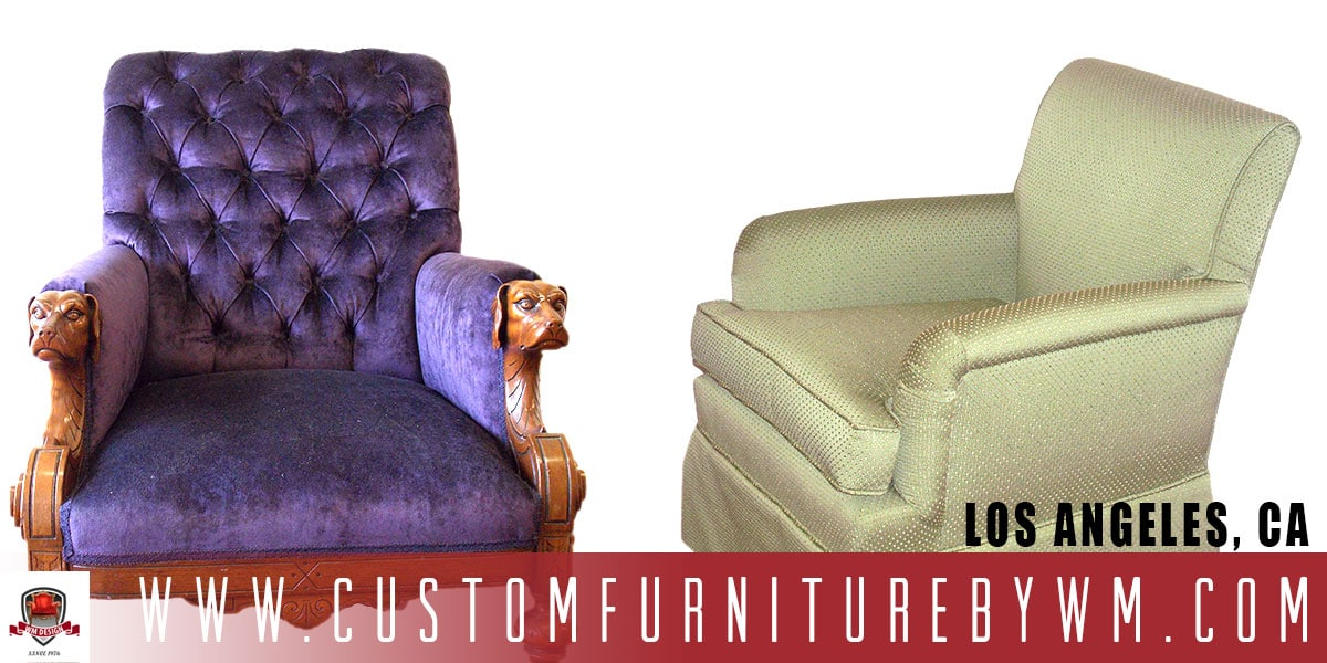 CHAIR UPHOLSTERY LOS ANGELES CALIFORNIA