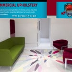 Ccommercial upholstery and reupholstery in Los Angeles California