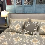 Custom made headboards upholstery shop in Van Nuys California. Beautiful bed headboard upholstered by WM Upholstery and Design Serving Van Nuys California