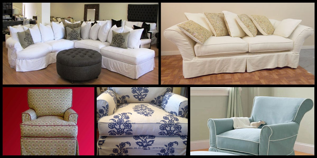 CUSTOM SLIPCOVERS LOS ANGELES