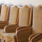 Custom dinning chair upholstery and reupholstery in Van Nuys California