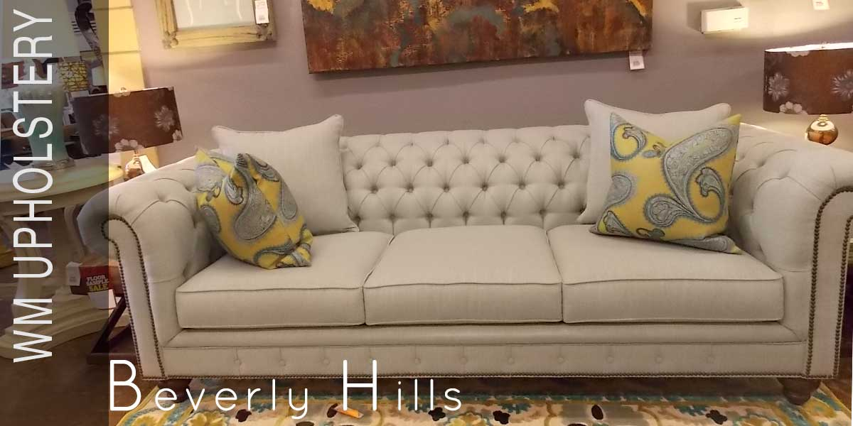 Furniture upholstery beverly hills california for Furniture upholstery near me
