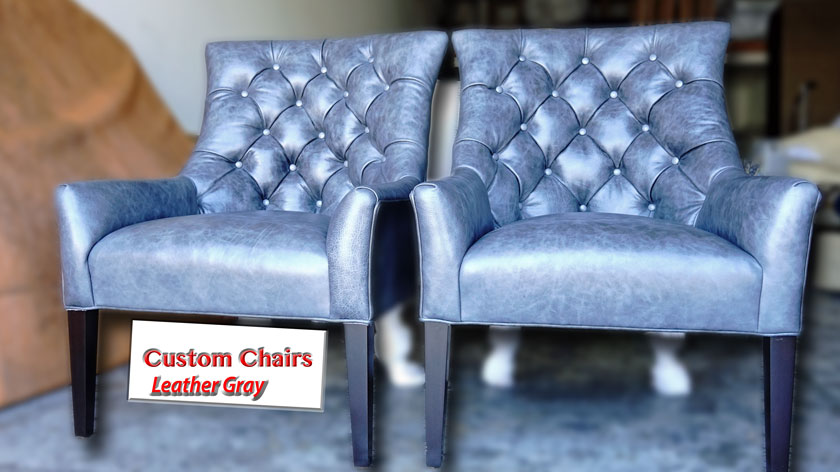 Custom Chair Upholstery Los Angeles