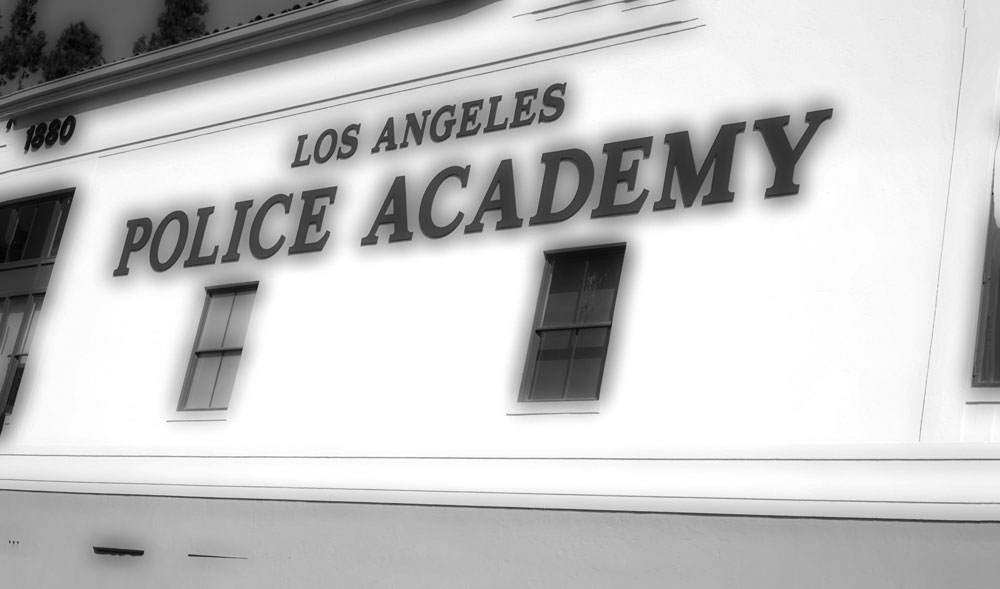 Police Academy La Project Los Angeles Commercial Upholstery