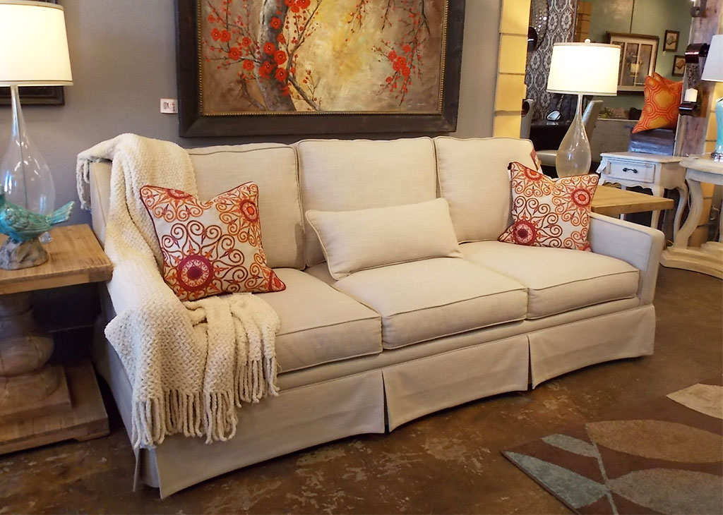 Sofa Slipcover Replacement Custom Made In Sherman Oaks Los Angeles And Van Nuys Ca