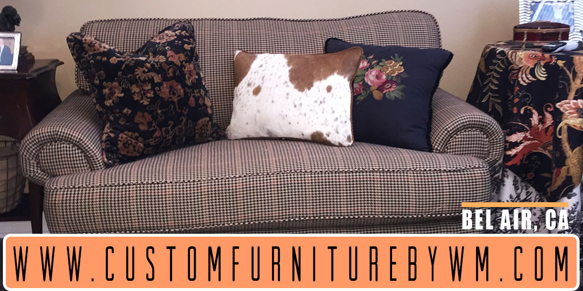 Furniture Upholstery Bel Air California