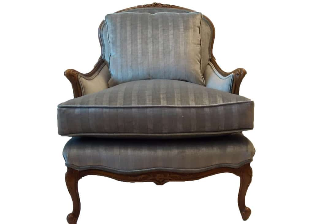 Wood Chair Upholstery Services by WM Upholstery
